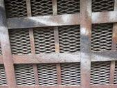 Old window texture — Stock Photo