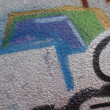 GRAFFITI DETAIL — Stockfoto #12577041