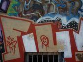 Graffiti — Zdjęcie stockowe