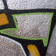 GRAFFITI DETAIL — Foto Stock