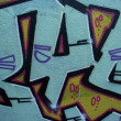 GRAFFITI DETAIL — Stock Photo #12586801