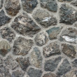 Royalty-Free Stock Photo: Stone wall texture close-up