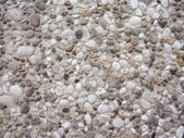 CONCRETE WITH GRAVEL TEXTURE MOTTLED BACKGROUND — Stock Photo