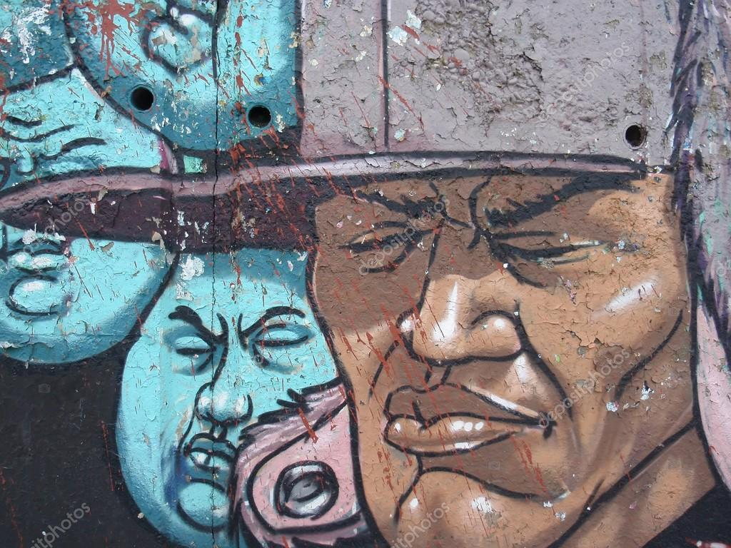Kakel med graffiti: fondvägg i kakel vägg modern tappning ...