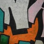 Graffiti background — Stock Photo #36465009