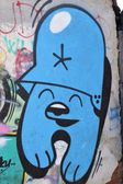 Graffiti detail — Stockfoto