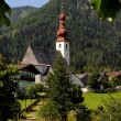 St. Ulrich am Pillersee — Stock Photo