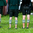 Stock Photo: Bavarian socks