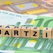 Hartz IV - Stock Photo