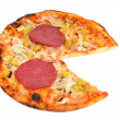 Pizza — Stock Photo #12274216