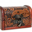 Stock Photo: Treasure chest
