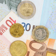 Greek Euro — Stock Photo