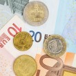 Greek Euro - Stock Photo