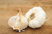 Garlic — Stock Photo