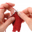 Knitting - Stock Photo