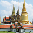 Wat Phra kaeo  — Stock Photo