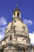 "Dresden ""Church of Our Lady"" — Stock Photo"
