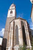 S.尼古拉教堂是梅拉诺的地标之一 — 图库照片