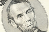 Abraham Lincoln — Stockfoto