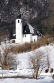 Kirche st. angehörigen — Stockfoto