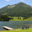 Stock Photo: Spitzingsee Lake in Bavaria
