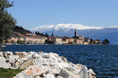 Salo at Lake Garda — Stock Photo