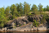 Lake Haapavesi — Stock Photo