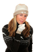 Cold weather — Stock Photo
