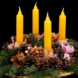 Royalty-Free Stock Photo: Advent