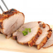 roast pork — Stock Photo