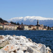 Stock Photo: Salo at Lake Garda