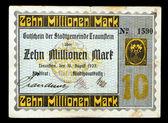Ten Million — Stock Photo