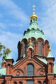 Uspenski-Cathedral — Stock Photo