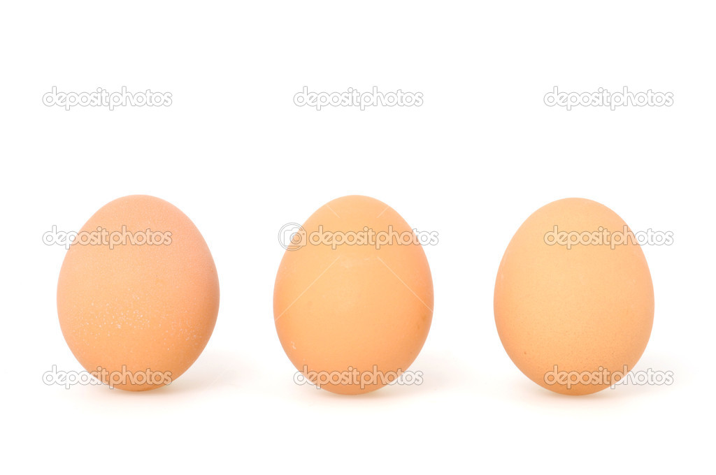 Three eggs — Stock Photo #13135879