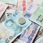 Thailand Baht — Stock Photo