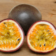 Passion fruit — Stock Photo