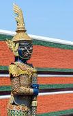 Emerald buddha — Stockfoto