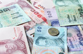 Thailand Baht — Stock Photo