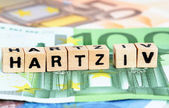 Hartz IV — Stock Photo