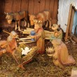 Nativity scene — Stock Photo #13608610