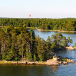 Archipelago near Helsinki — Stock Photo #13609015
