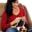 Knitting — Stock Photo #13609134