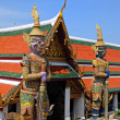 Emerald Buddha — Stock Photo #13609164