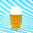 Bavarian beer - Stock Photo