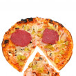 Pizza — Stock Photo #13609491