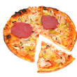 Pizza — Stock Photo #13609493