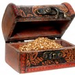 Treasure chest — Stock Photo #13609496