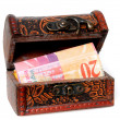 Treasure chest — Stock Photo #13609501