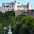Hohensalzburg — Stock Photo