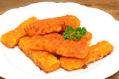 Fish fingers — Stockfoto